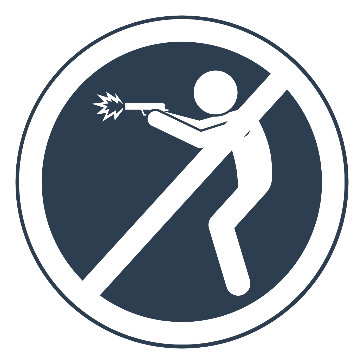 Copy of active shooter icon