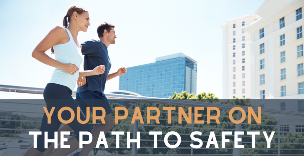 Your partner on the path to safety (2)