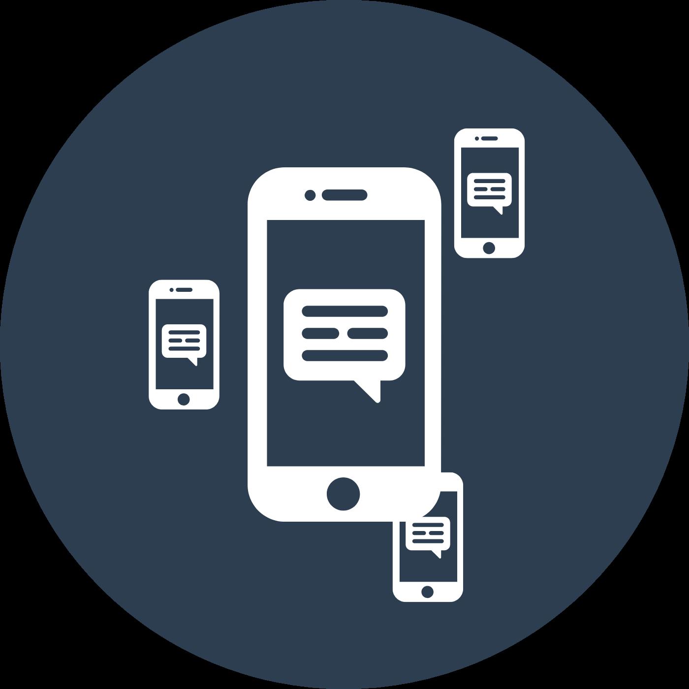 mass notification system icon