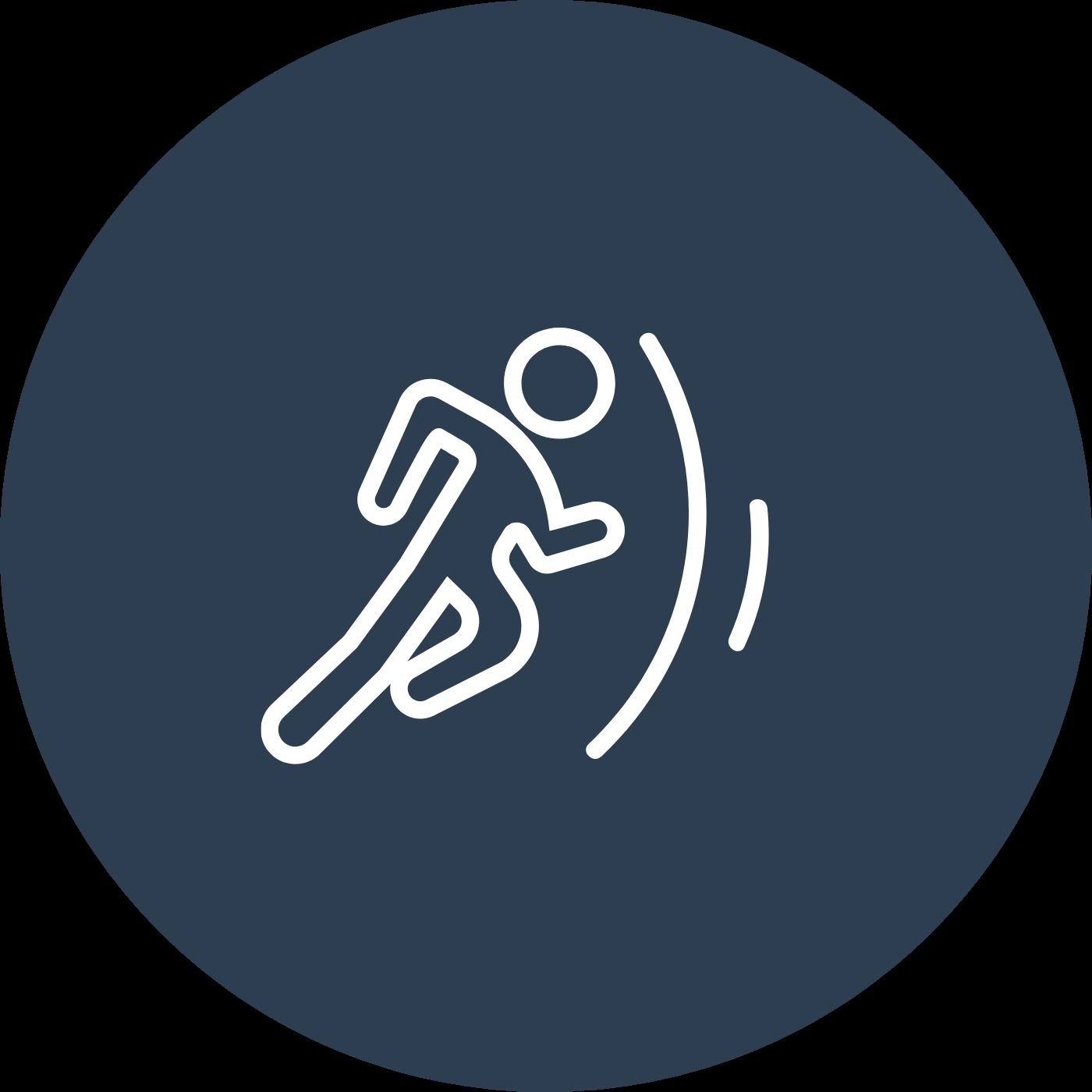 motion detectors icon